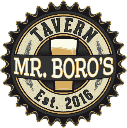 Mr. Boro's Tavern Logo 2016